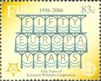 [The 50th Anniversary of the First EUROPA Stamp, type AMA]