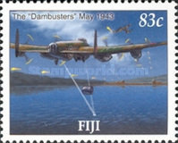[The 60th Anniversary of the end of World War II, type AMK]