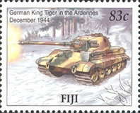 [The 60th Anniversary of the end of World War II, type AML]