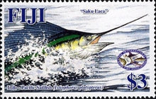 [The 25th Anniversary of Game Fishing, type AMQ]