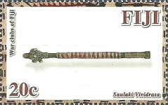 [War Clubs of Fiji, type ATN]