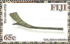 [War Clubs of Fiji, type ATO]