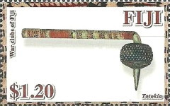 [War Clubs of Fiji, type ATP]