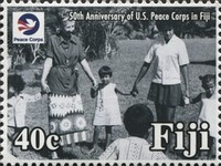 [The 50th Anniversary of U.S. Peace Corps in Fiji, type AYT]