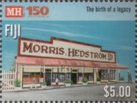 [The 150th Anniversary of Morris Hedstrom Ltd., type AZN]