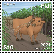 [Chinese New Year - Year of the Ox, type BAM]