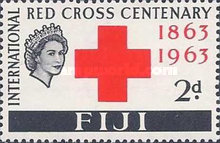 [The 100th Anniversary of the Red Cross, type CK]