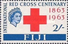 [The 100th Anniversary of the Red Cross, type CK1]