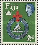 [The 50th Anniversary of the Fijian Scout Movement, type CM]