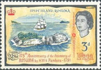 [The 175th Anniversary of the Discovery of Rotuma, type CV]