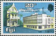[The 100th Anniversary of the Fiji Stamps, type FY]
