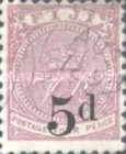 [Issues of 1880 & 1890 Surcharged, type H5]