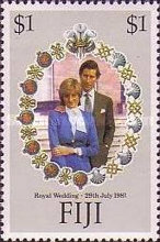 [Royal Wedding of Prince Charles and Lady Diana Spencer, type ME]