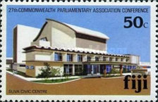 [Commonwealth Parliamentary Association Conference, Suva, type MM]