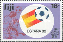 [Football World Cup - Spain, type NB]