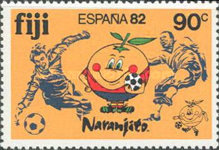 [Football World Cup - Spain, type ND]