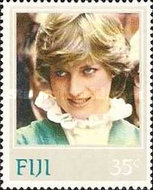 [The 21st Anniversary of the Birth of Diana Spencer, Princess of Wales, type NF]