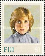 [The 21st Anniversary of the Birth of Diana Spencer, Princess of Wales, type NH]