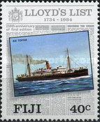[The 250th Anniversary of the Lloyds List, type OO]
