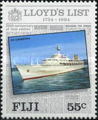 [The 250th Anniversary of the Lloyds List, type OP]