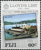[The 250th Anniversary of the Lloyds List, type OQ]