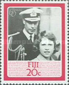 [The 60th Anniversary of the Birth of Queen Elizabeth II, type QA]