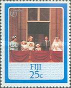 [The 60th Anniversary of the Birth of Queen Elizabeth II, type QB]