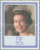 [The 60th Anniversary of the Birth of Queen Elizabeth II, type QD]