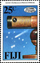 [Appearance of Halley's Comet, type QH]
