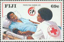 [The 125th Anniversary of the International Red Cross, type SG]