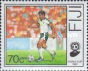 [Football World Cup - Italy, 1990, type SS]