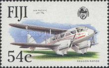 [The 40th Anniversary of the Air Pacific, type UG]