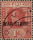 [Issues of 1912 & 1917 Overprinted