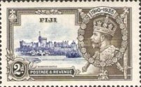 [The 25th Anniversary of the Reign of King George V, type W1]