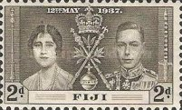 [Coronation of King George VI and Queen Elizabeth, type X1]