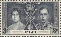 [Coronation of King George VI and Queen Elizabeth, type X2]