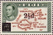 [Issue of 1940 Surcharged, type XAL]