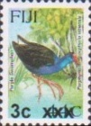 [Bird Stamp of 1995 Surcharged, type XO4]