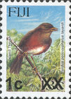[Bird Issues of November 1995 Surcharged, type XXO]