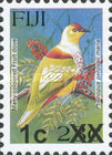 [Bird Issues of November 1995 Surcharged, type XXP]