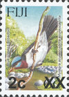 [Bird Issues of November 1995 Surcharged, type XXQ]