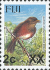 [Bird Issues of November 1995 Surcharged, type XXR]