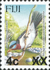 [Bird Issues of November 1995 Surcharged, type XXS]