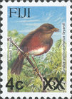 [Bird Issues of November 1995 Surcharged, type XXT]
