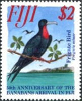 [The 50th Anniversary of the Resettlement of Banabans, inhabitans of Ocean Island, in Fiji, type YO]