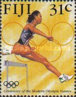 [The 100th Anniversary of the Modern Olympic Games, type YY]