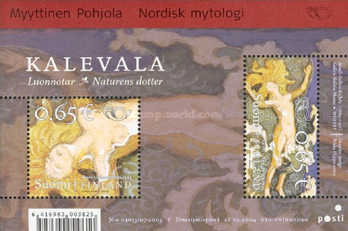 [Nordic Stamps, Typ ]