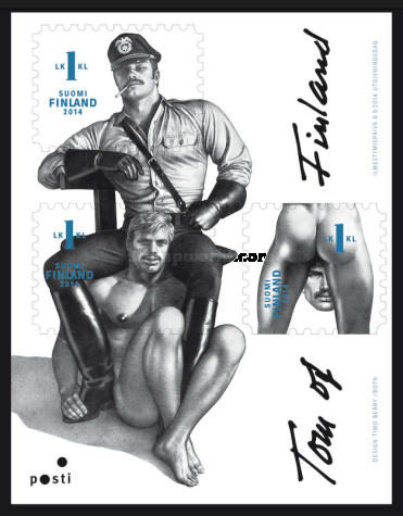 [Tom of Finland, Typ ]