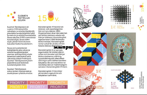 [The 150th Anniversary of the Artists' Association of Finland, Typ ]