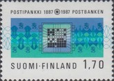 [The 100th anniversary of the postal bank, Typ ABG]
